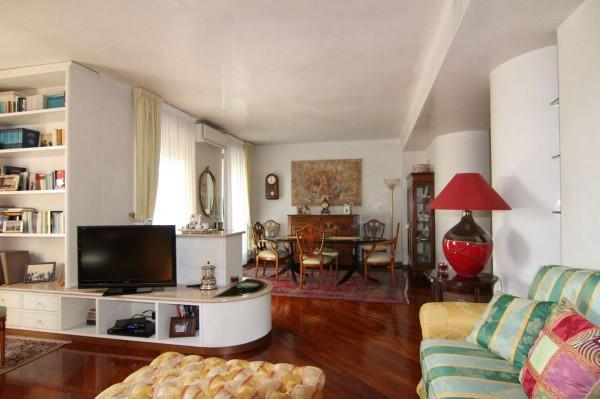 Appartamento in vendita a Milano, San Siro, Con giardino, 155 mq