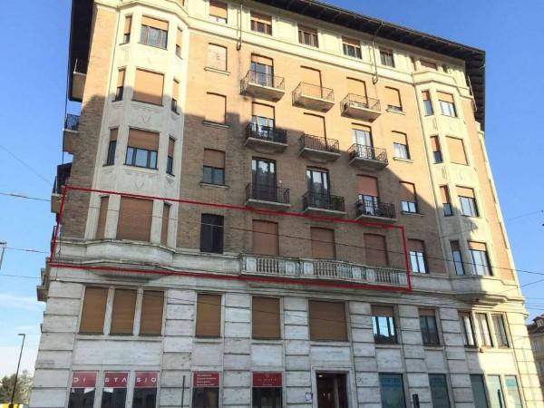 Ufficio in affitto a Torino, 210 mq