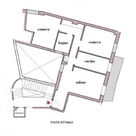 Appartamento in vendita a Roma, 110 mq - Foto 2
