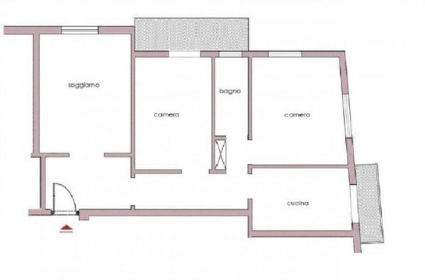 Appartamento in vendita a Roma, 95 mq - Foto 2