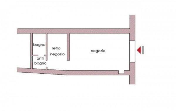 Negozio in vendita a Roma, Appio Latino, 37 mq - Foto 7