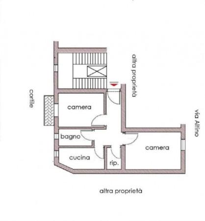 Appartamento in affitto a Roma, Re Di Roma, Arredato, 70 mq - Foto 5