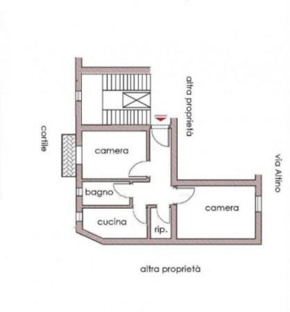 Appartamento in affitto a Roma, Re Di Roma, Arredato, 70 mq - Foto 3