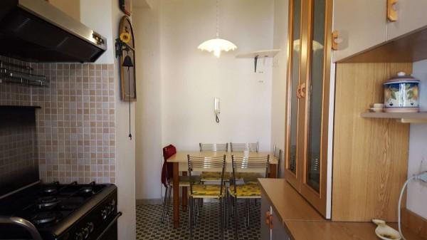 Appartamento in affitto a Roma, Arredato, con giardino, 126 mq - Foto 7