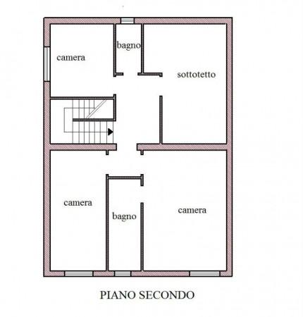 Appartamento in vendita a Giuliano di Roma, Le Prata, Con giardino, 680 mq - Foto 3