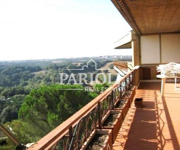 Appartamento in vendita a Roma, Tomba Di Nerone, 240 mq - Foto 10