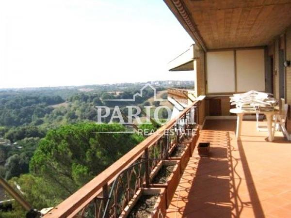 Appartamento in vendita a Roma, Tomba Di Nerone, 240 mq - Foto 2