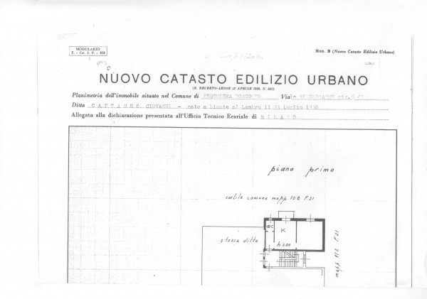 Appartamento in vendita a Peschiera Borromeo, Linate, 50 mq - Foto 13