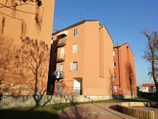 Appartamento in vendita a Peschiera Borromeo, Linate, 50 mq