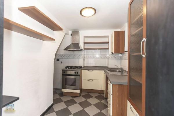 Appartamento in vendita a Genova, Sturla, 122 mq - Foto 19