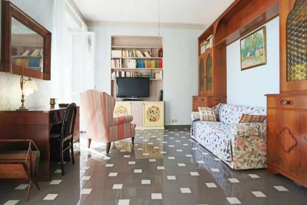 Appartamento in vendita a Genova, Principe, Arredato, con giardino, 92 mq