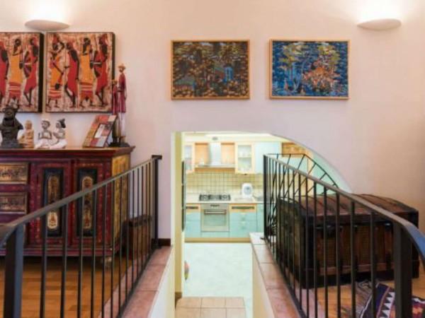 Villa in vendita a Bregano, Arredato, con giardino, 145 mq - Foto 21