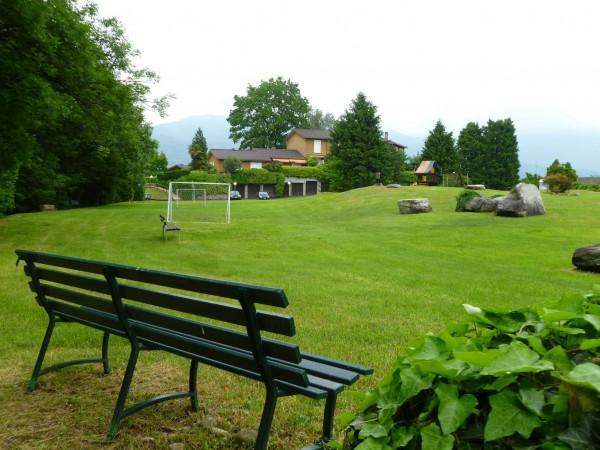 Villa in vendita a Bregano, Arredato, con giardino, 145 mq - Foto 65