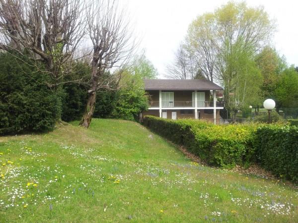 Villa in vendita a Bregano, Arredato, con giardino, 145 mq - Foto 59