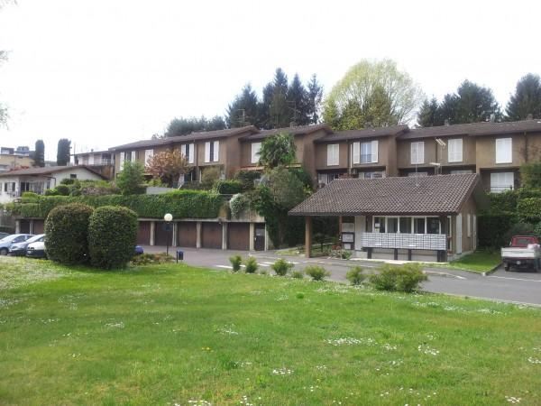 Villa in vendita a Bregano, Arredato, con giardino, 145 mq - Foto 61