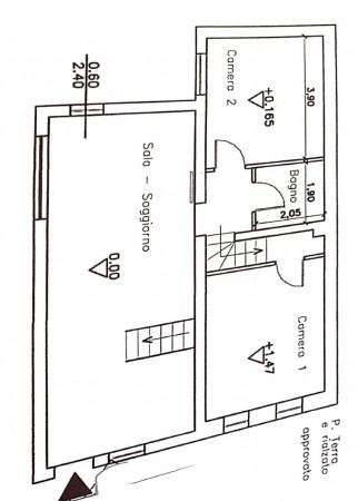 Villa in vendita a Bregano, Arredato, con giardino, 145 mq - Foto 42