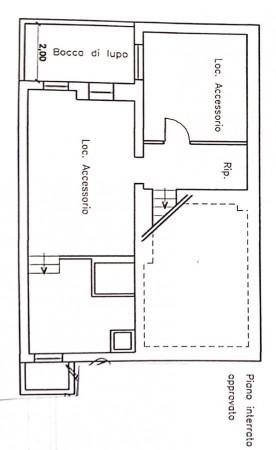Villa in vendita a Bregano, Arredato, con giardino, 145 mq - Foto 47