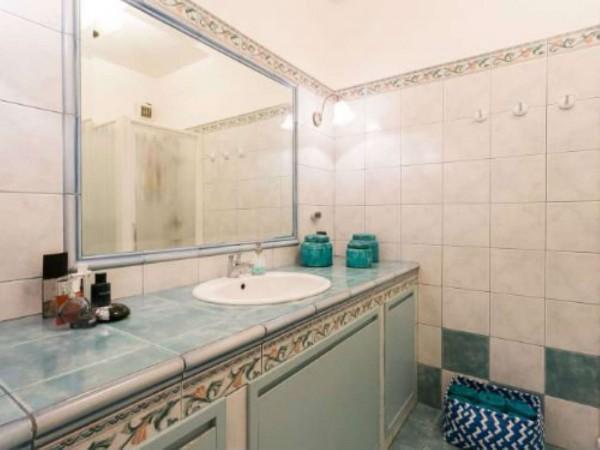 Villa in vendita a Bregano, Arredato, con giardino, 145 mq - Foto 11