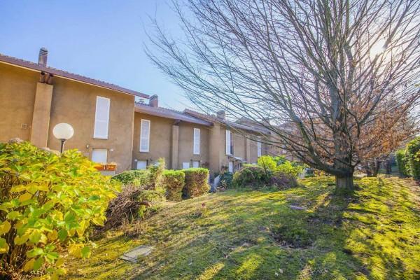 Villa in vendita a Bregano, Arredato, con giardino, 145 mq - Foto 71