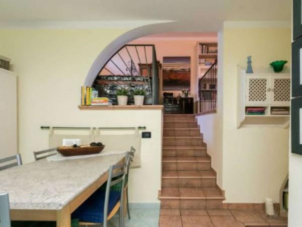 Villa in vendita a Bregano, Arredato, con giardino, 145 mq - Foto 39