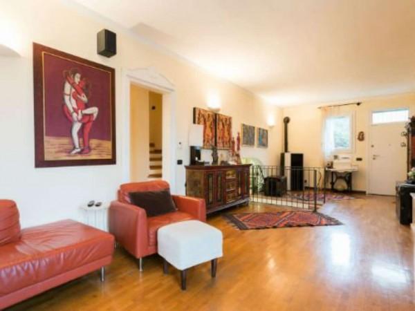 Villa in vendita a Bregano, Arredato, con giardino, 145 mq - Foto 25