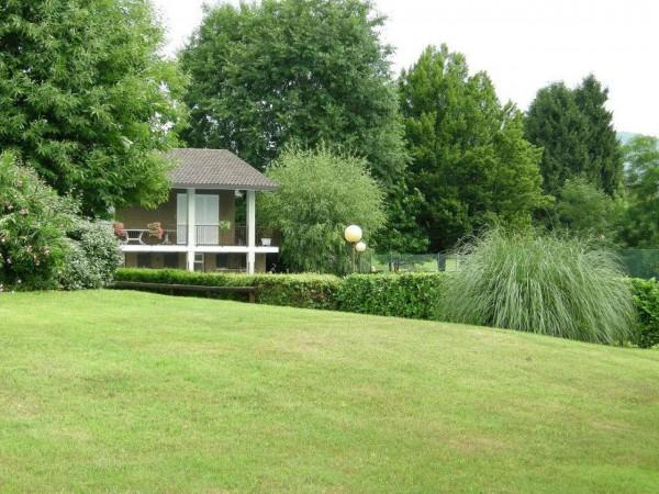Villa in vendita a Bregano, Arredato, con giardino, 145 mq - Foto 60