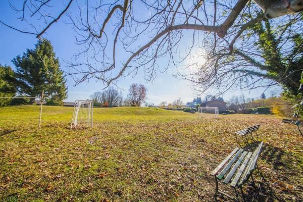 Villa in vendita a Bregano, Arredato, con giardino, 145 mq - Foto 50