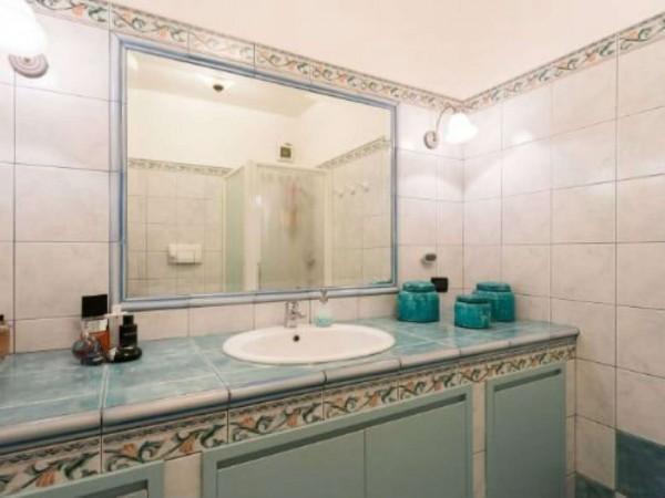 Villa in vendita a Bregano, Arredato, con giardino, 145 mq - Foto 36