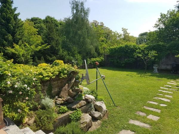 Villa in vendita a Bregano, Arredato, con giardino, 145 mq - Foto 3