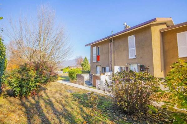 Villa in vendita a Bregano, Arredato, con giardino, 145 mq - Foto 74