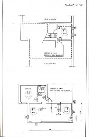 Villa in vendita a Bregano, Arredato, con giardino, 145 mq - Foto 41