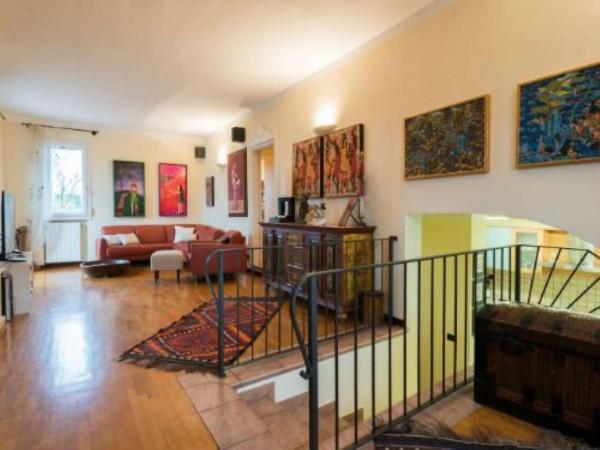 Villa in vendita a Bregano, Arredato, con giardino, 145 mq - Foto 7