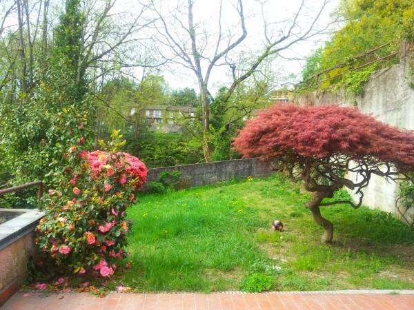 Villa in vendita a Bregano, Arredato, con giardino, 145 mq - Foto 67