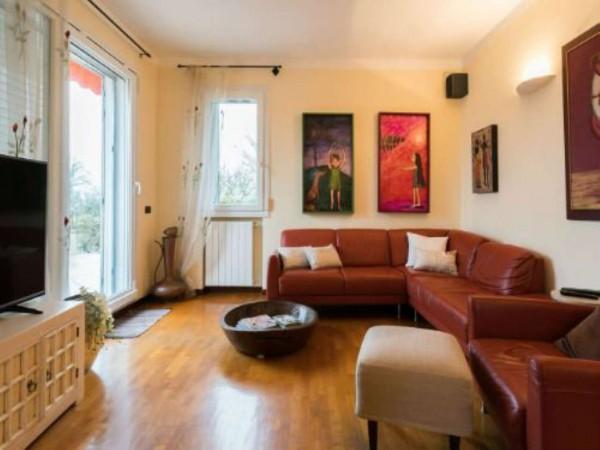 Villa in vendita a Bregano, Arredato, con giardino, 145 mq - Foto 40