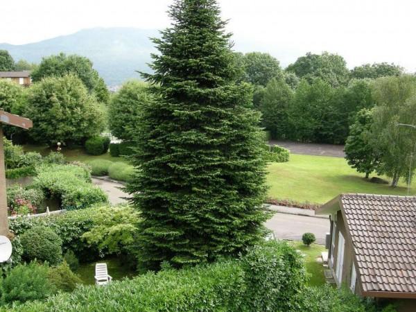 Villa in vendita a Bregano, Arredato, con giardino, 145 mq - Foto 55