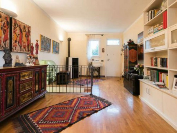 Villa in vendita a Bregano, Arredato, con giardino, 145 mq - Foto 34