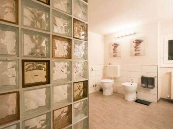 Villa in vendita a Bregano, Arredato, con giardino, 145 mq - Foto 32
