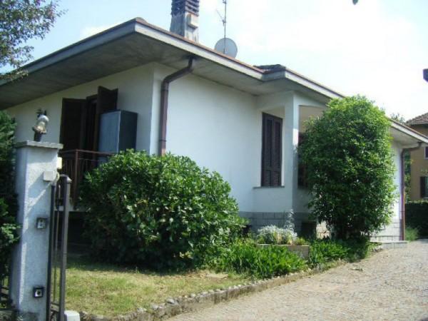 Villa in affitto a Daverio, Con giardino, 250 mq