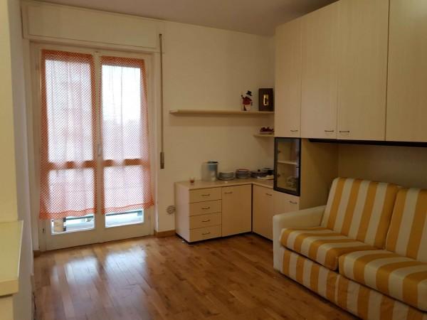 Appartamento in affitto a Somma Lombardo, Centro, Arredato, 38 mq - Foto 30