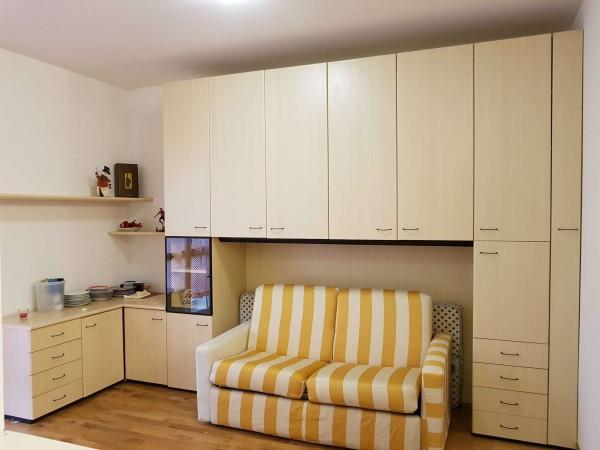 Appartamento in affitto a Somma Lombardo, Centro, Arredato, 38 mq