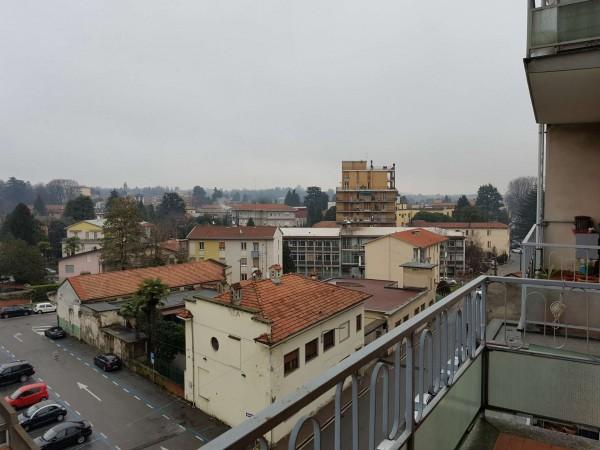 Appartamento in affitto a Somma Lombardo, Centro, Arredato, 38 mq - Foto 14