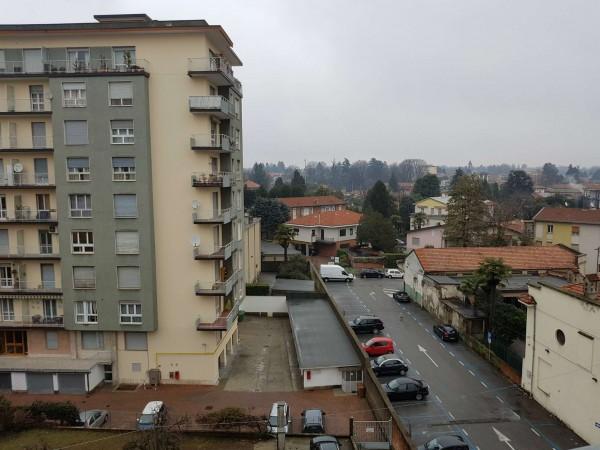 Appartamento in affitto a Somma Lombardo, Centro, Arredato, 38 mq - Foto 11