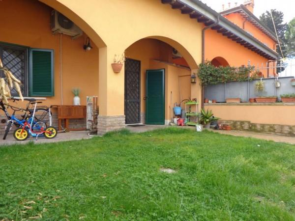 Villetta a schiera in vendita a Roma, Boccea Valle Santa, Con giardino, 130 mq