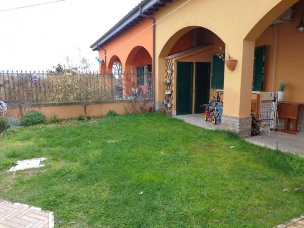 Villetta a schiera in vendita a Roma, Boccea Valle Santa, Con giardino, 130 mq - Foto 23