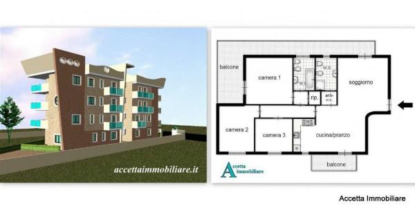 Appartamento in vendita a Taranto, Residenziale, 110 mq