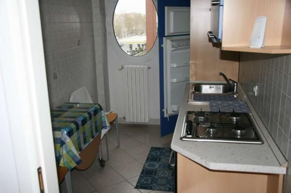 Appartamento in affitto a Alessandria, Pista, Arredato, con giardino, 50 mq