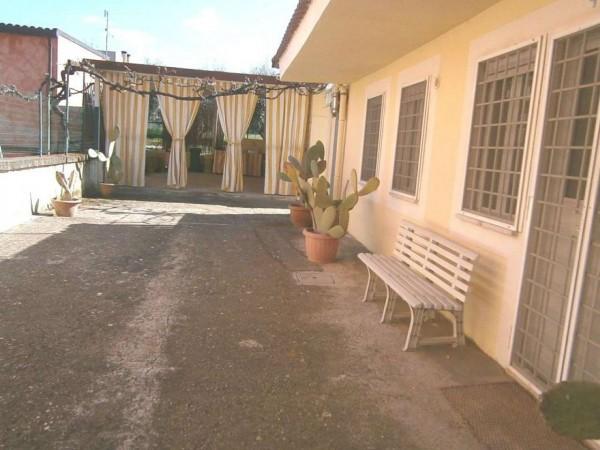 Villa in vendita a Roma, Anagnina, 380 mq - Foto 11