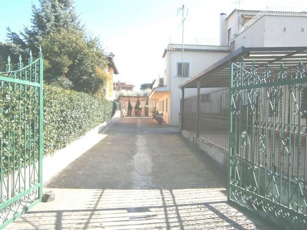 Villa in vendita a Roma, Anagnina, 380 mq - Foto 19