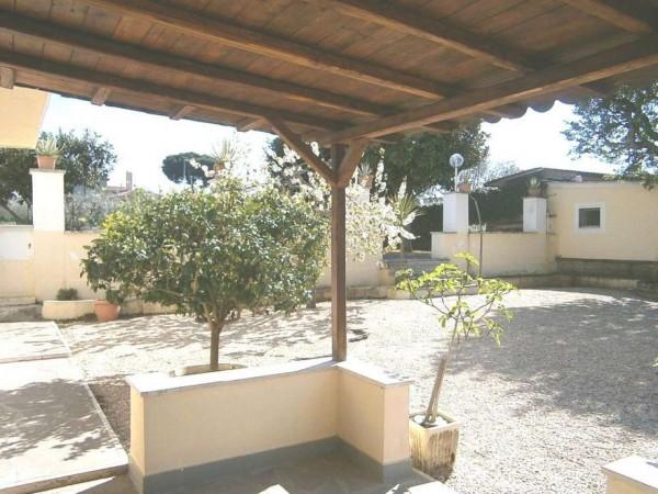 Villa in vendita a Roma, Anagnina, 380 mq - Foto 4