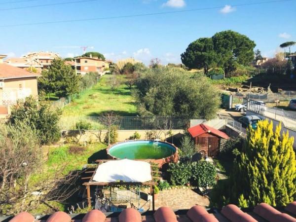 Casa indipendente in vendita a Roma, Anagnina, 250 mq - Foto 16